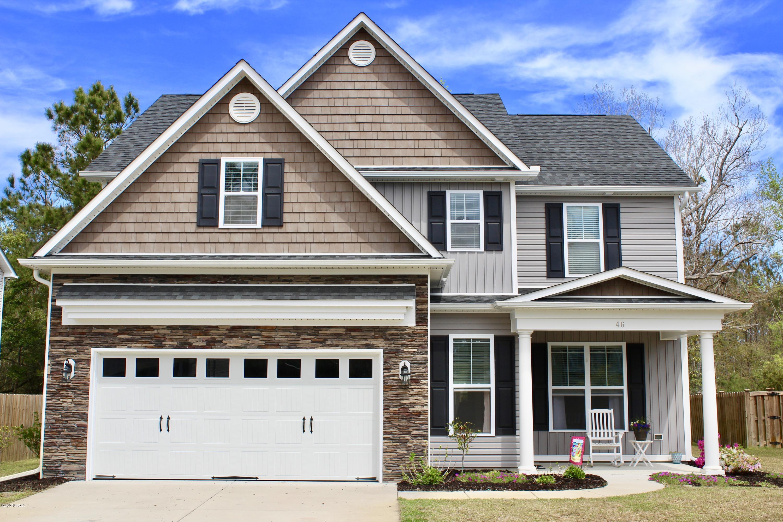 46 Grant Drive, Hampstead, North Carolina 28443, 5 Bedrooms Bedrooms, ,3 BathroomsBathrooms,Residential,For Sale,Grant,100219166