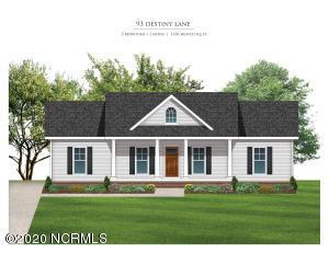93 Destiny Lane, Whiteville, NC 28472