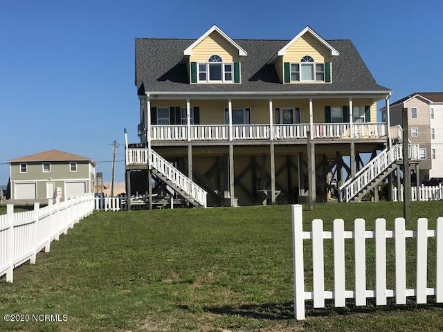 255 Seashore Drive, North Topsail Beach, North Carolina 28460, 3 Bedrooms Bedrooms, ,2 BathroomsBathrooms,Residential,For Sale,Seashore,100220089