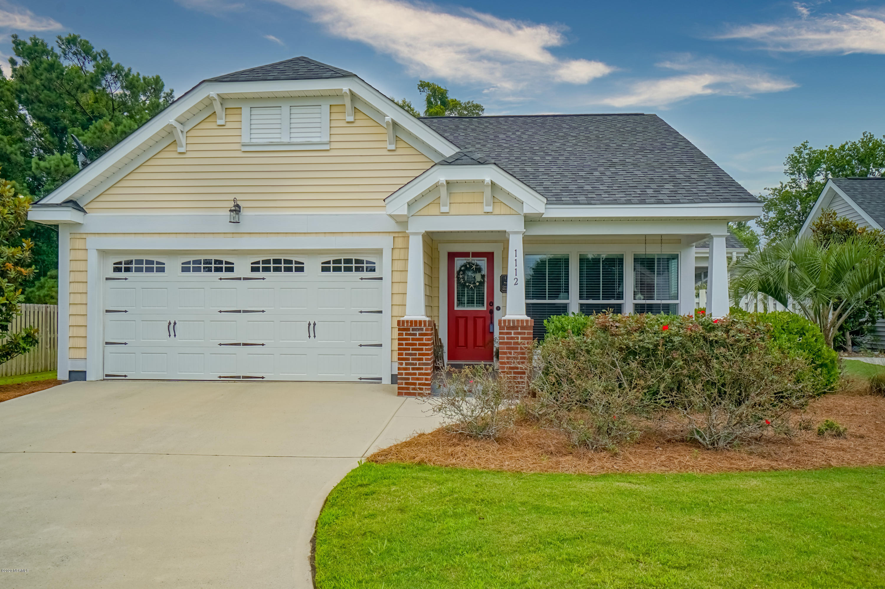 1112 Caney Court Southport, NC 28461