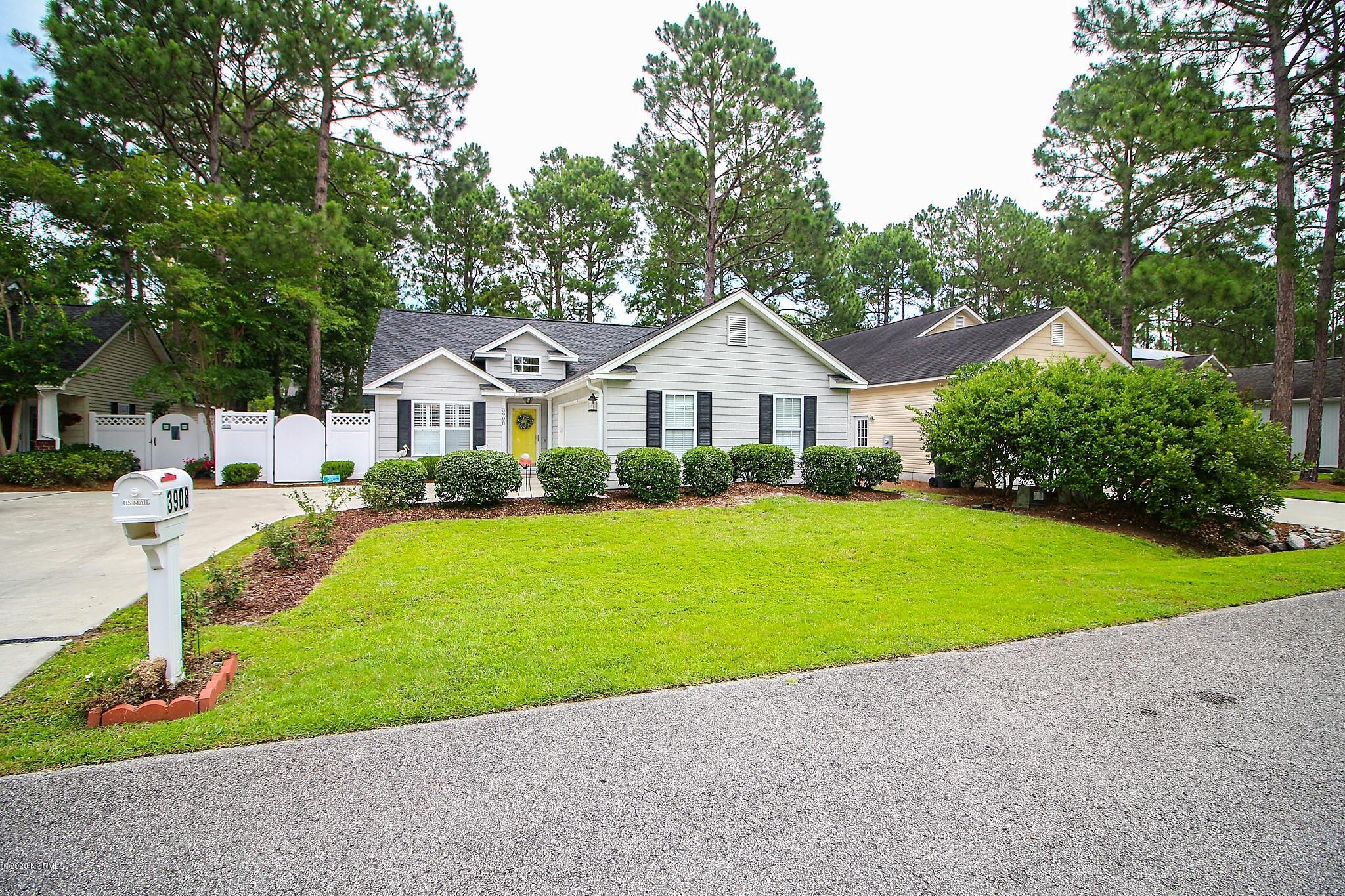 3908 Pepperberry Lane Southport, NC 28461