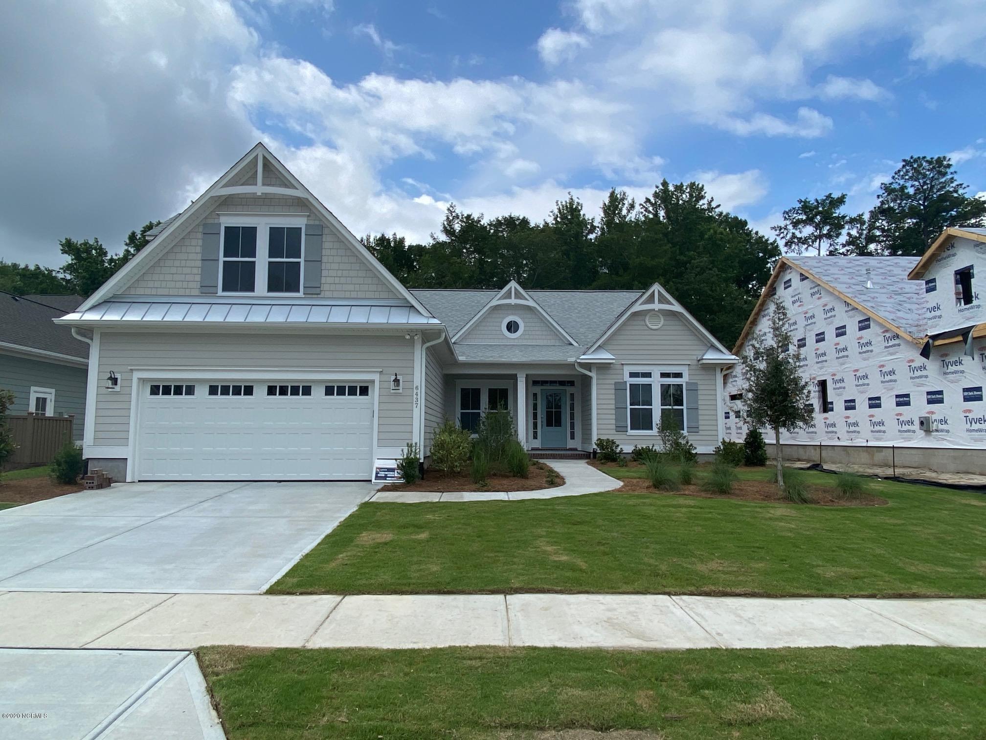 6437 Saxon Meadow Drive Leland, NC 28451