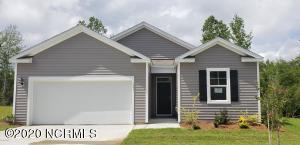 Macon 3 bedroom , 2 bath, Patio NOT ACTUAL HOME. COLORS of example are very similar to colors chosen for this home UNDER CONSTRUCTION