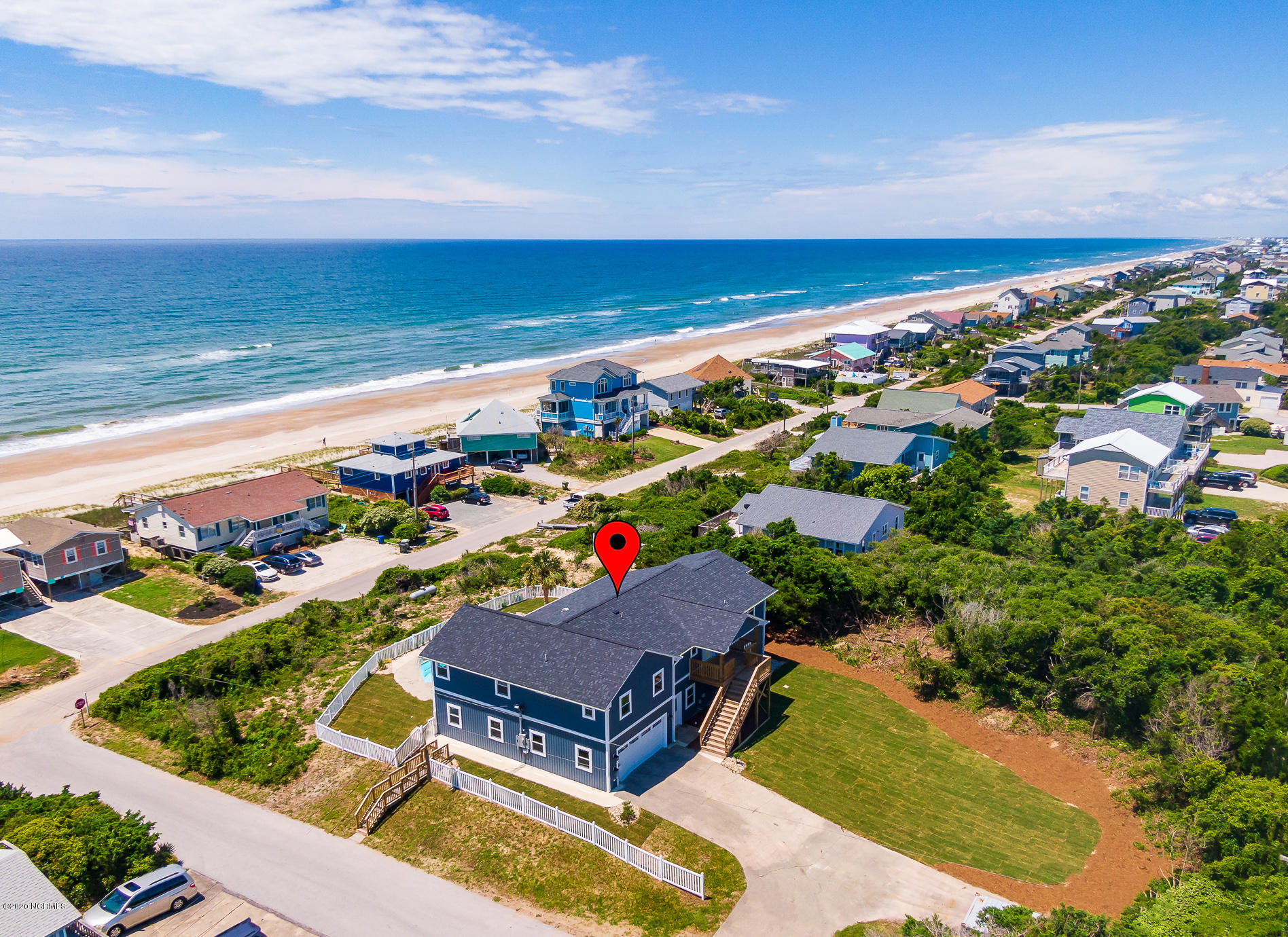 103 13th Street, Emerald Isle, North Carolina 28594, 6 Bedrooms Bedrooms, ,6 BathroomsBathrooms,Residential,For Sale,13th,100223187