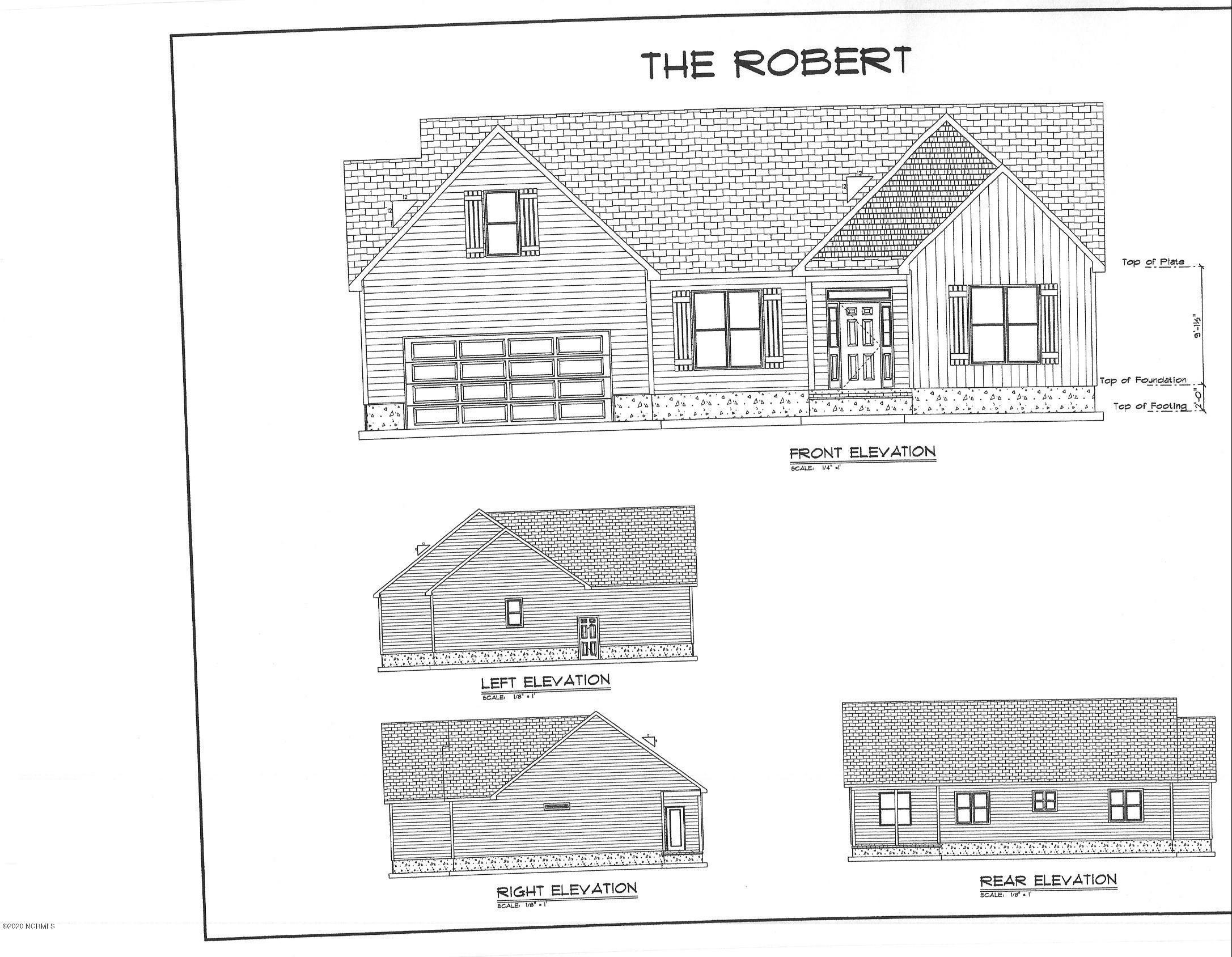 130 Shadow Creek Drive, Hubert, North Carolina 28539, 4 Bedrooms Bedrooms, ,2 BathroomsBathrooms,Residential,For Sale,Shadow Creek,100223276