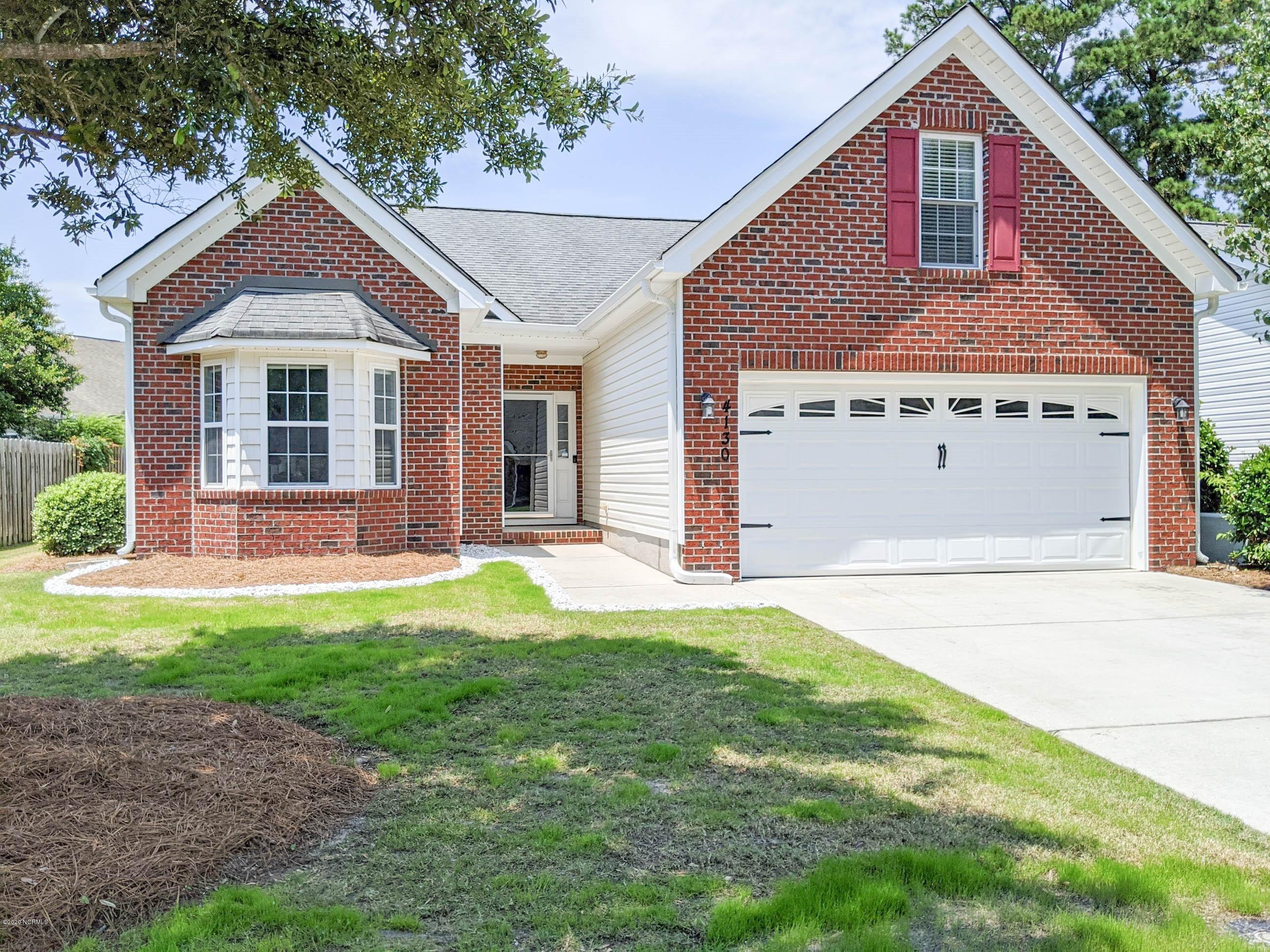 4130 Rounding Bend Lane Wilmington, NC 28412