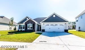 124 Village Creek Drive, Maysville, NC 28555