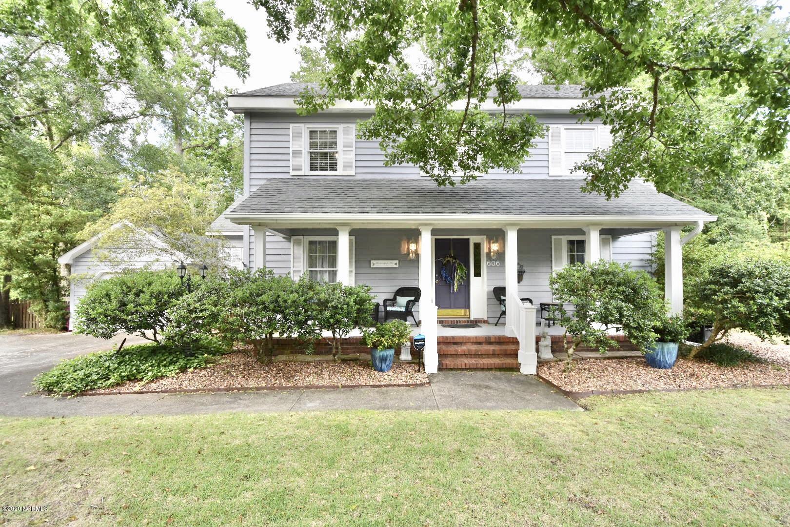 606 Aquarius Drive, Wilmington, North Carolina 28411, 3 Bedrooms Bedrooms, ,2 BathroomsBathrooms,Residential,For Sale,Aquarius,100223618