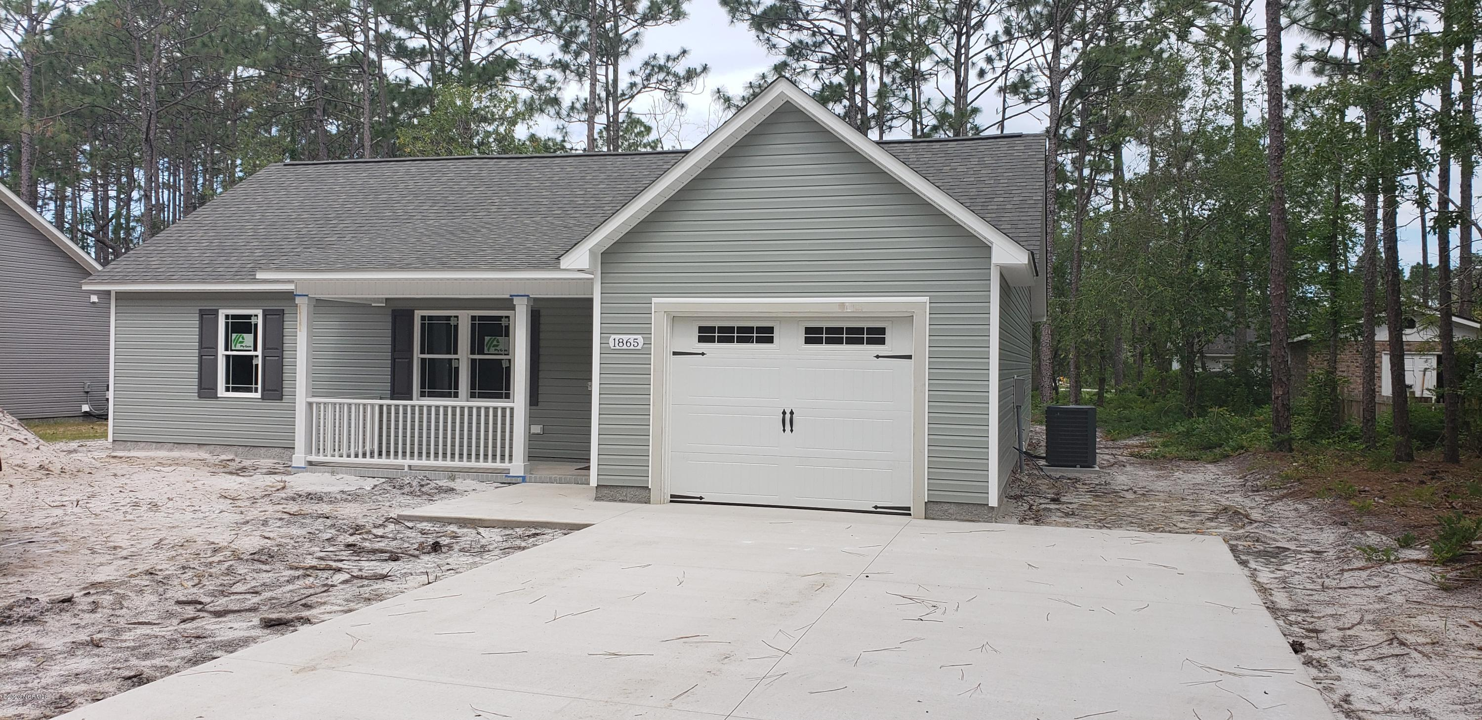 1180 President Road Southport, NC 28461