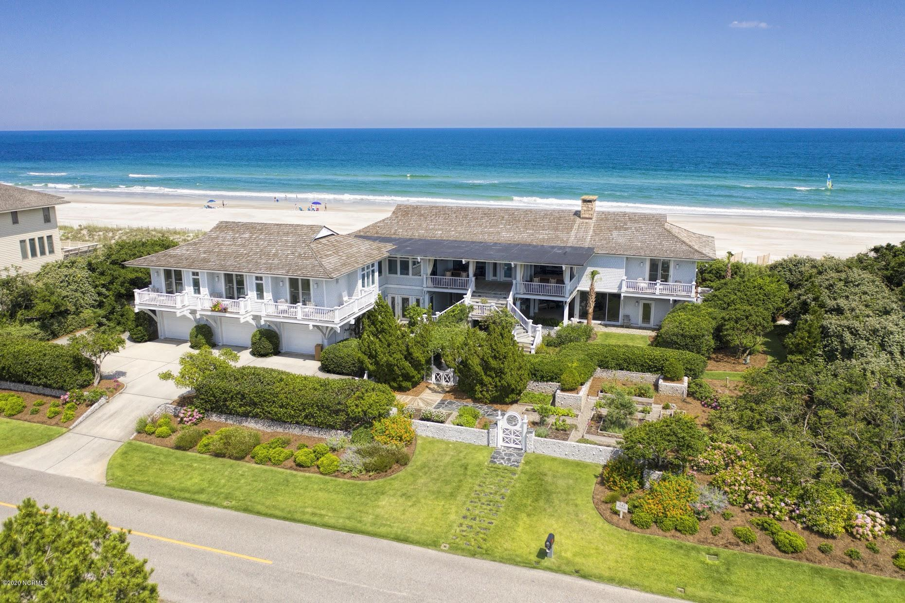 142 Beach Road, Wilmington, North Carolina 28411, 7 Bedrooms Bedrooms, ,7 BathroomsBathrooms,Residential,For Sale,Beach,100221822