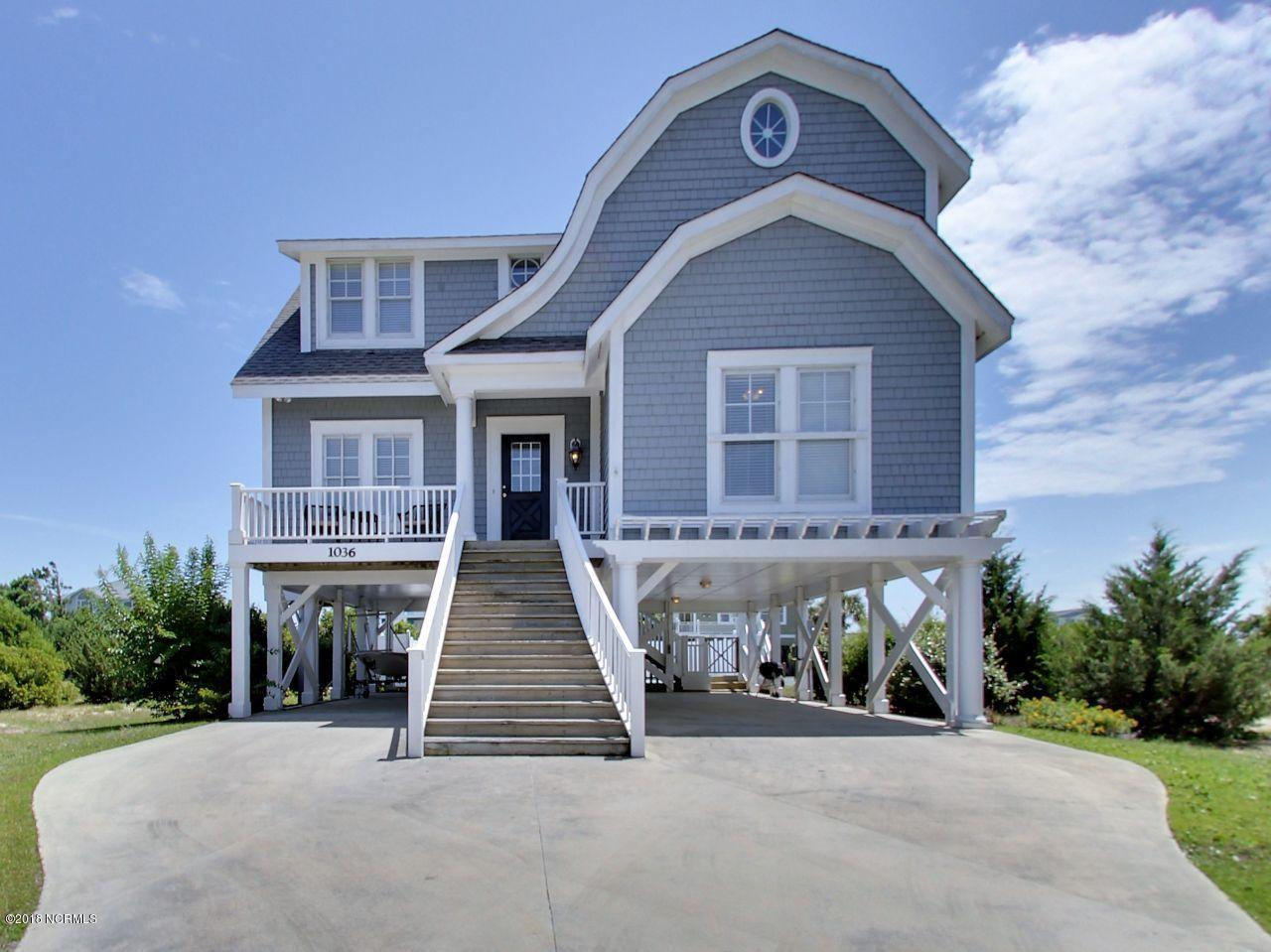 1036 Tide Ridge Drive Holden Beach, NC 28462