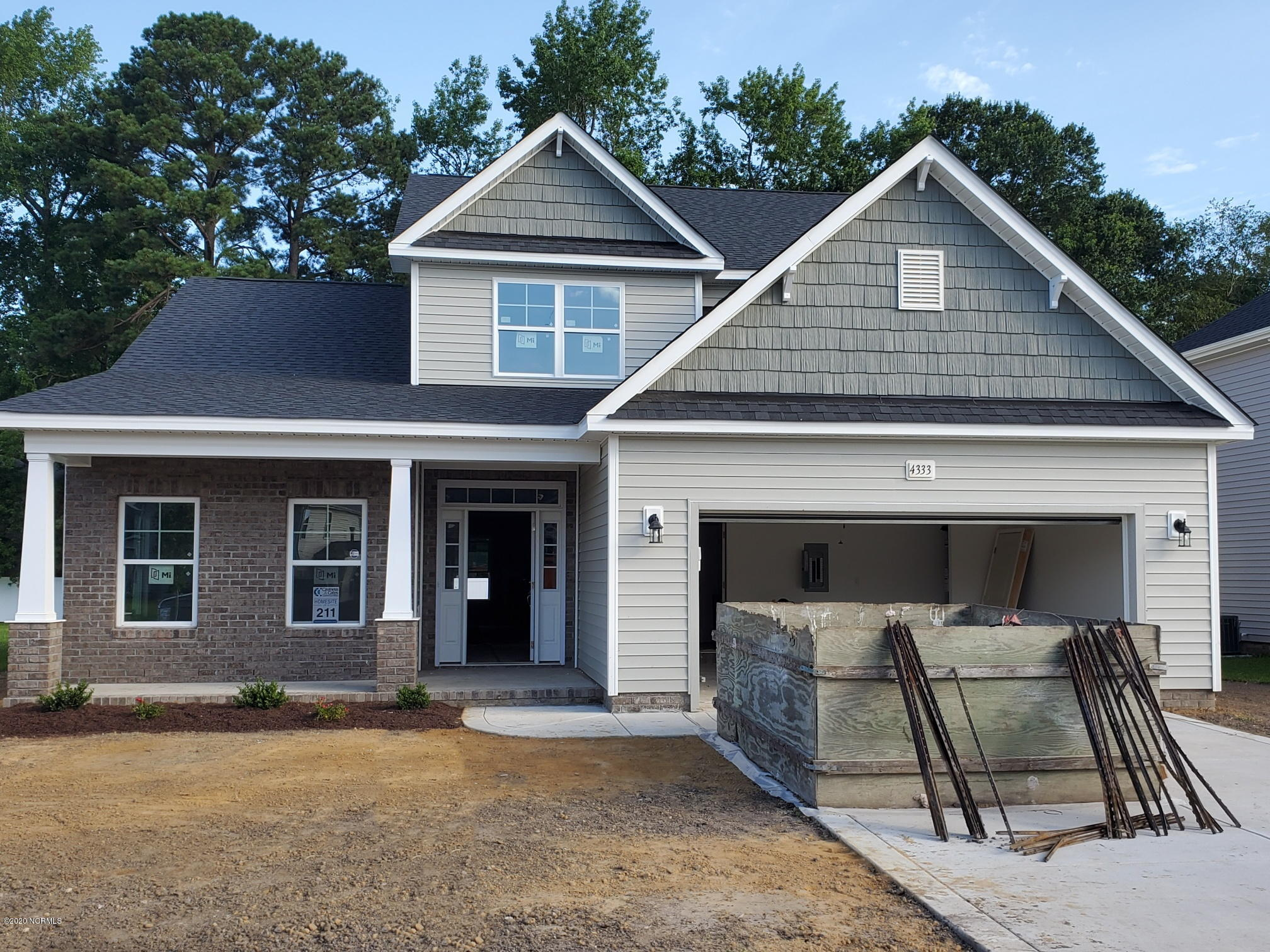 Property for sale at 4333 Glen Castle Way, Winterville,  North Carolina 28590