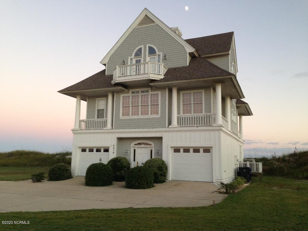 4216 Island Drive, North Topsail Beach, North Carolina 28460, 5 Bedrooms Bedrooms, ,4 BathroomsBathrooms,Residential,For Sale,Island,100224766