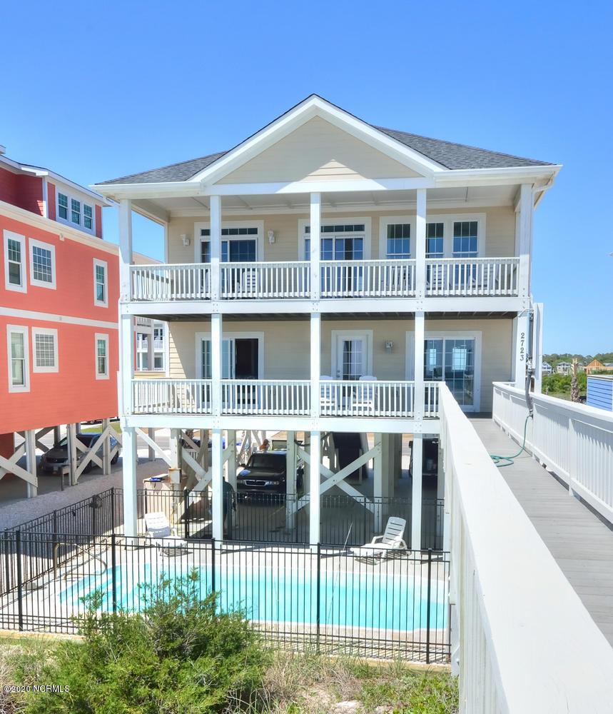 2723 W Beach Drive Oak Island, NC 28465