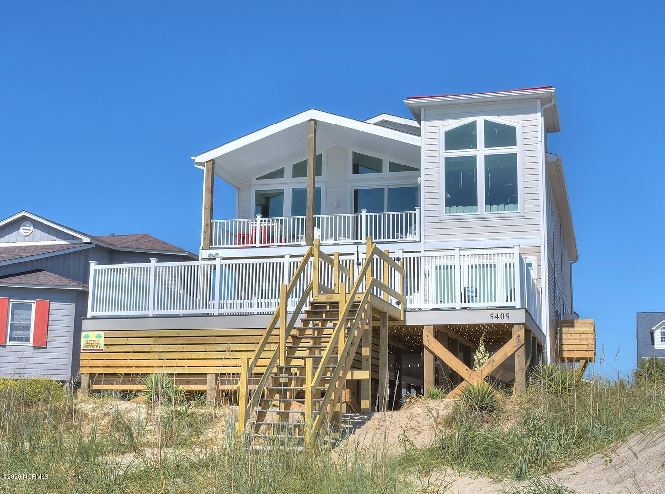 5405 W Beach Drive Oak Island, NC 28465