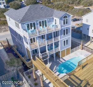 37 Porpoise Place, North Topsail Beach, NC 28460