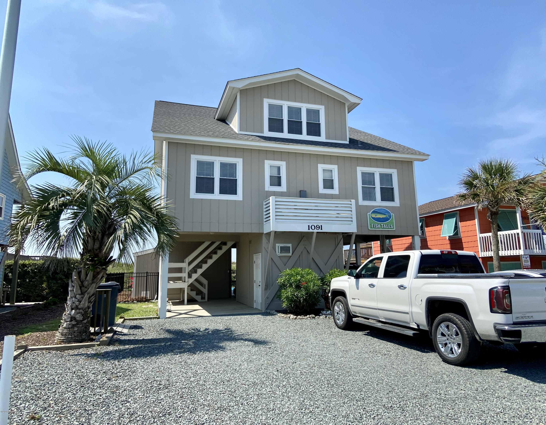 1091 Ocean Boulevard Holden Beach, NC 28462