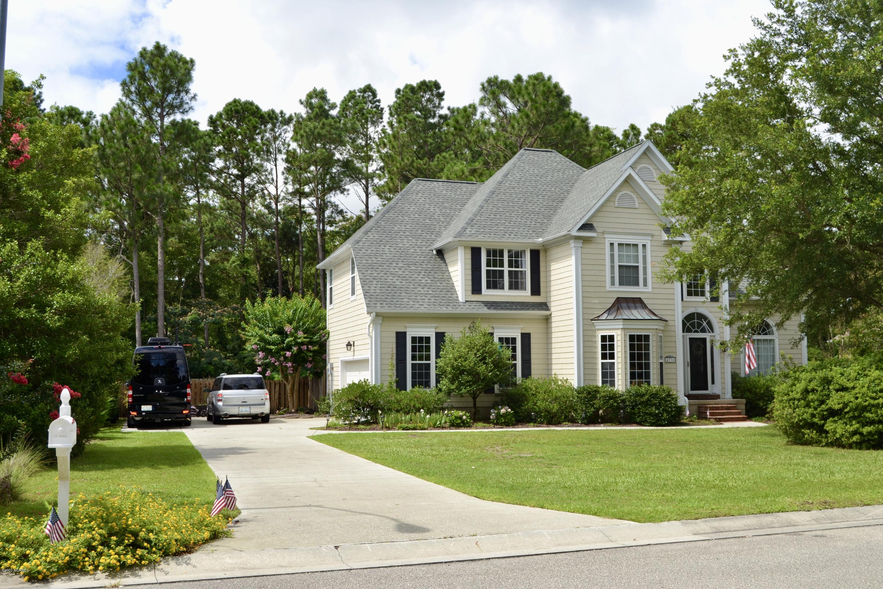 4736 Wedgefield Drive Wilmington, NC 28409