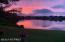 Shimmering sunset - photo not enhanced