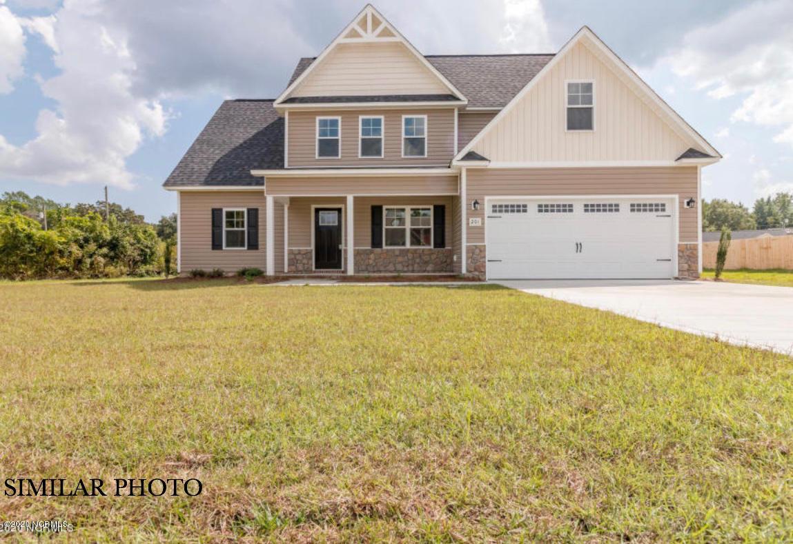 501 Shelmore Lane, Jacksonville, North Carolina 28540, 3 Bedrooms Bedrooms, ,2 BathroomsBathrooms,Residential,For Sale,Shelmore,100226023