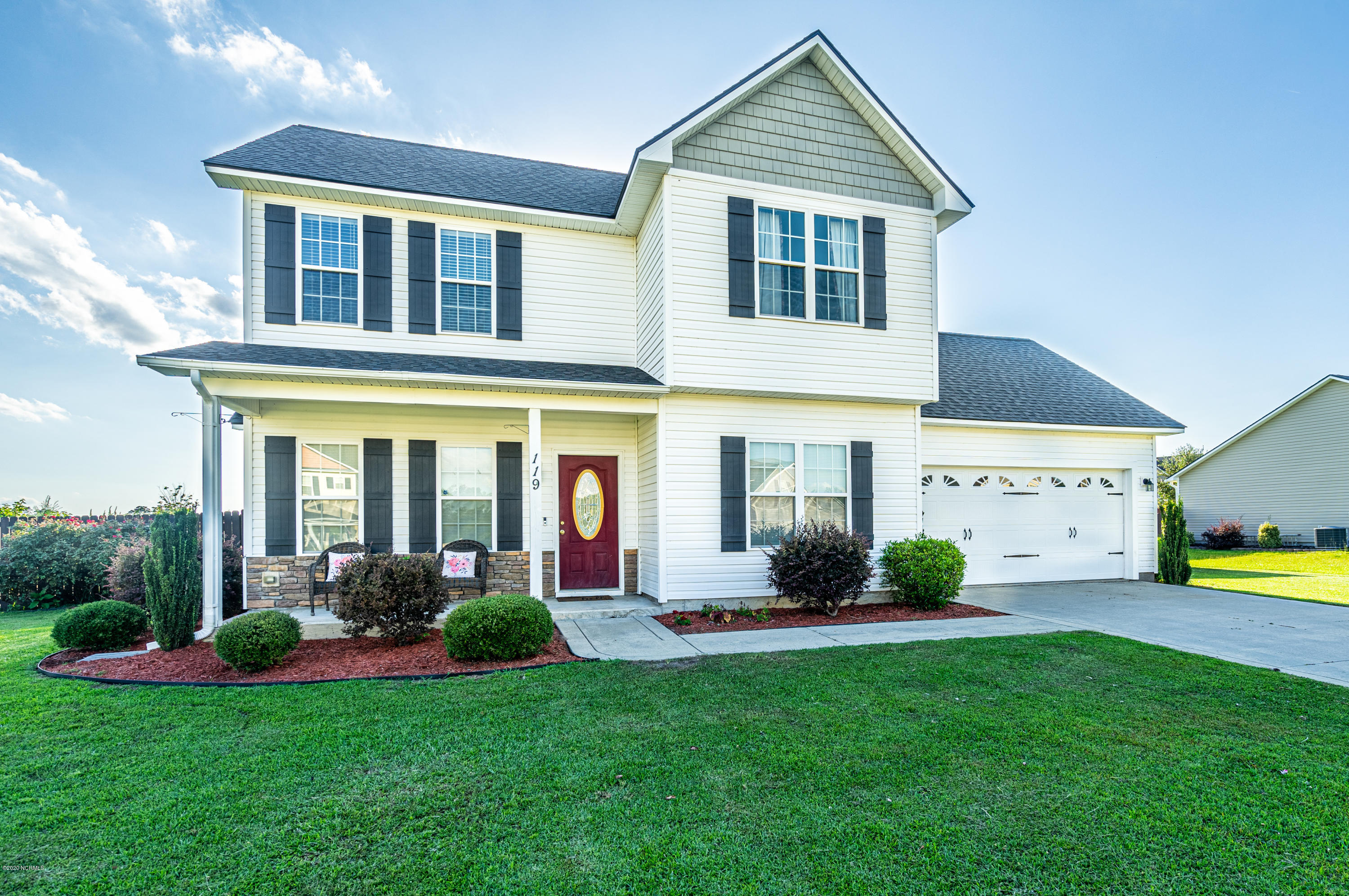 119 Buckhaven Drive, Richlands, North Carolina 28574, 3 Bedrooms Bedrooms, ,2 BathroomsBathrooms,Residential,For Sale,Buckhaven,100226826