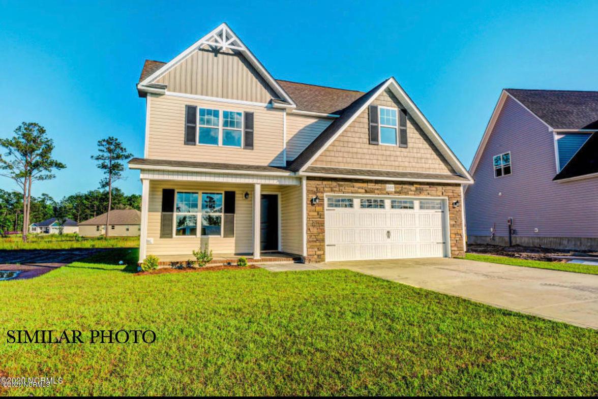 603 Gena Vee Court, Stella, North Carolina 28582, 4 Bedrooms Bedrooms, ,2 BathroomsBathrooms,Residential,For Sale,Gena Vee,100220222