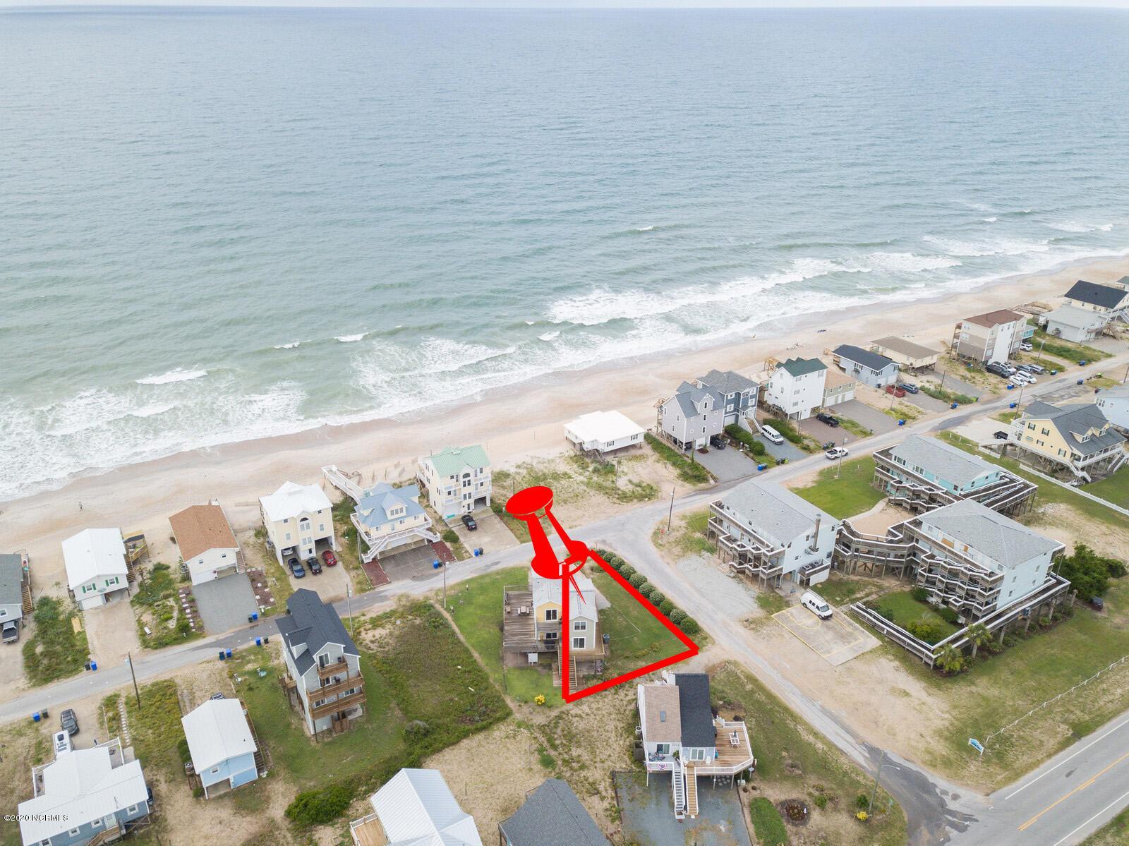 283 Seashore Drive, North Topsail Beach, North Carolina 28460, 3 Bedrooms Bedrooms, ,2 BathroomsBathrooms,Residential,For Sale,Seashore,100226933