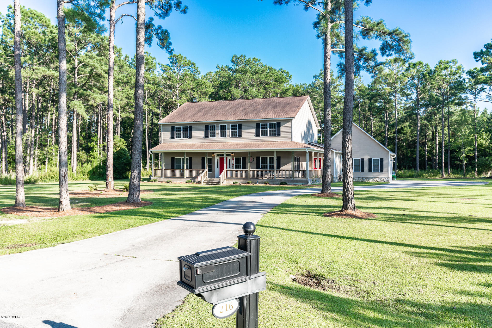 216 Brittany Lane, Stella, North Carolina 28582, 4 Bedrooms Bedrooms, ,3 BathroomsBathrooms,Residential,For Sale,Brittany,100226946