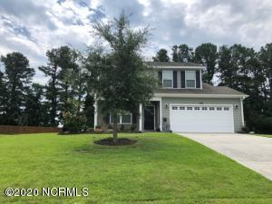 231 Maidstone Drive, Richlands, NC 28574