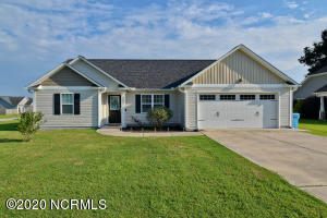 397 Haw Branch Road, Richlands, NC 28574