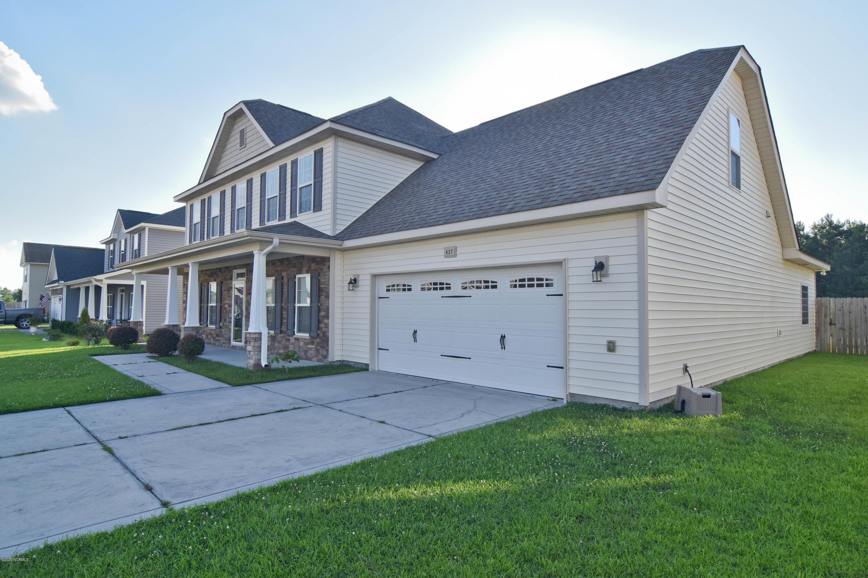 427 Oldtowne Street, Jacksonville, North Carolina 28546, 4 Bedrooms Bedrooms, ,3 BathroomsBathrooms,Residential,For Sale,Oldtowne,100227366