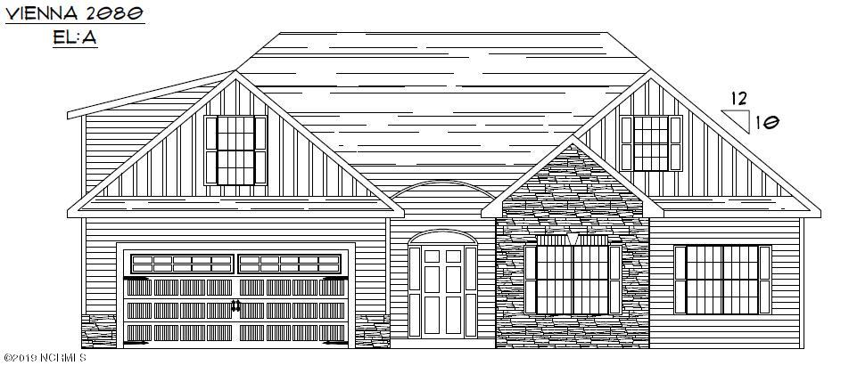 Lot 25 Habersham Avenue, Rocky Point, North Carolina 28457, 4 Bedrooms Bedrooms, ,3 BathroomsBathrooms,Residential,For Sale,Habersham,100227797