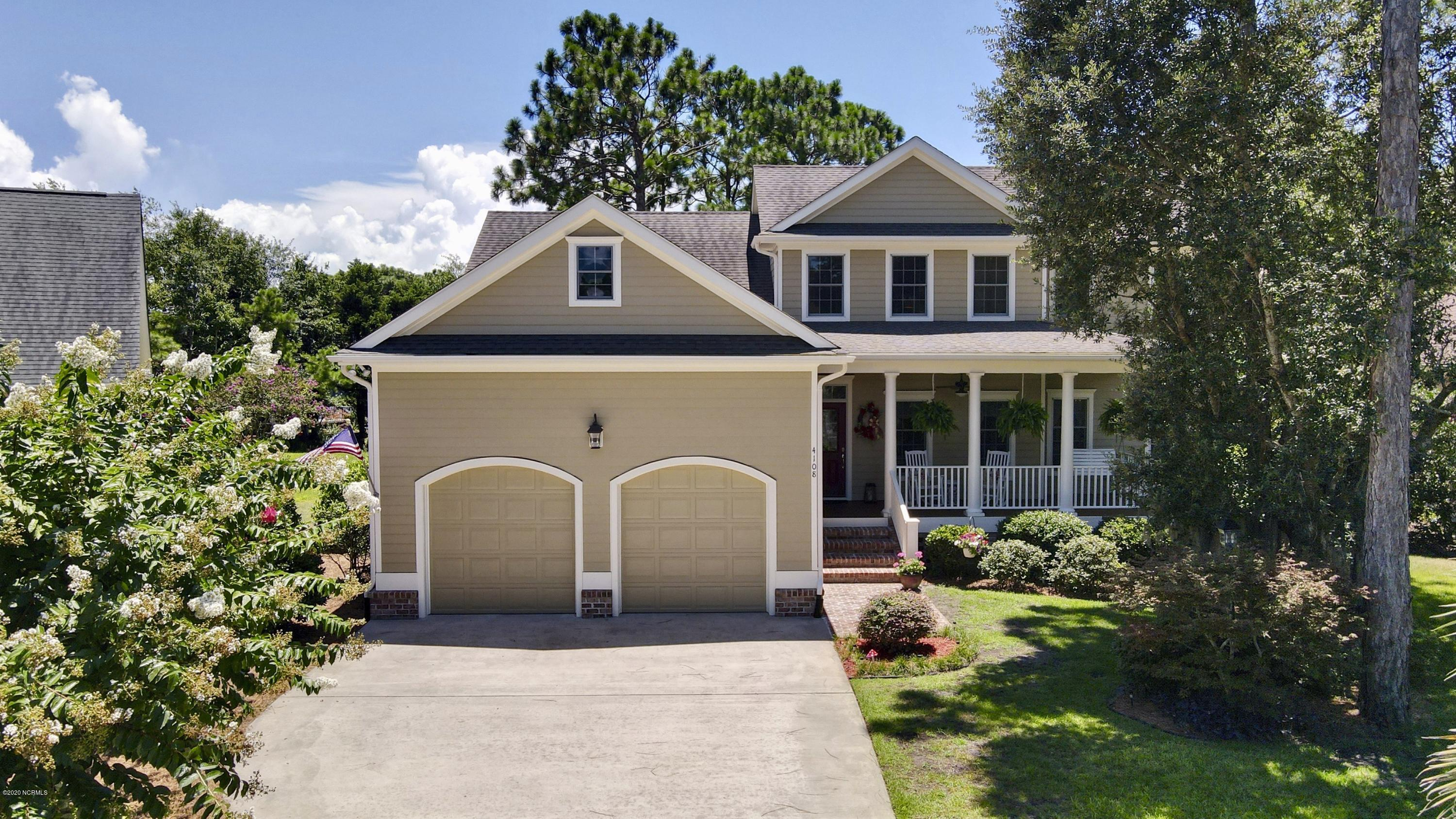 4108 Lark Bunting Court Southport, NC 28461