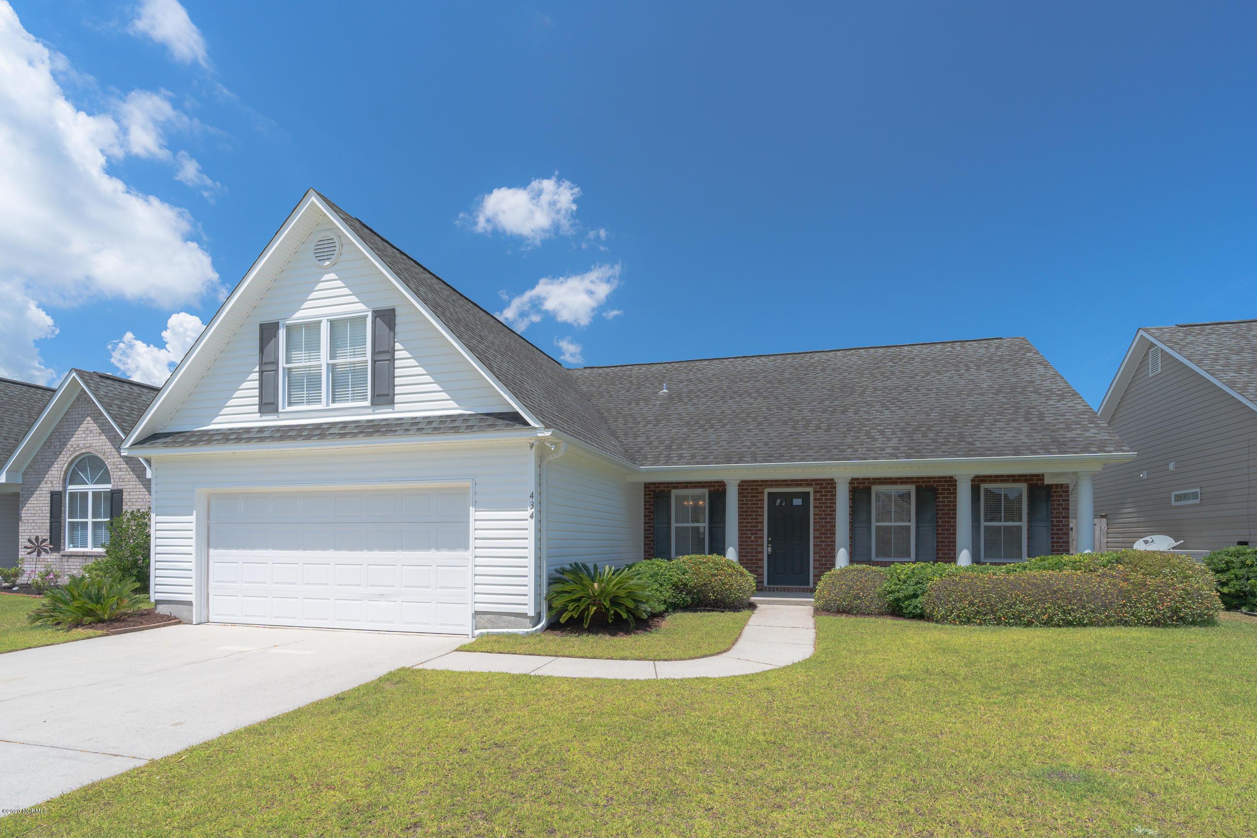 434 Putnam Drive, Wilmington, North Carolina 28411, 3 Bedrooms Bedrooms, ,2 BathroomsBathrooms,Residential,For Sale,Putnam,100228025