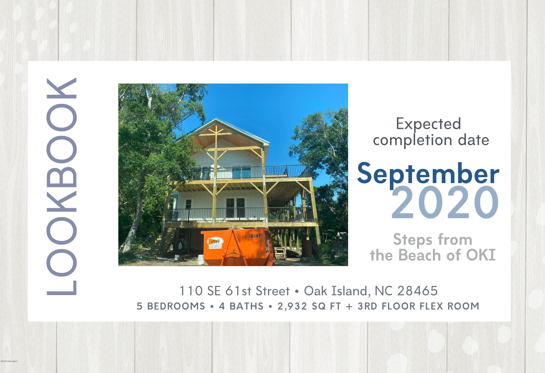 110 SE 61st Street Oak Island, NC 28465