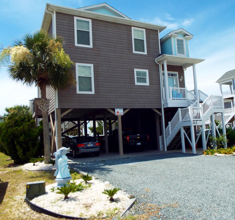 322 E Second Street Ocean Isle Beach, NC 28469
