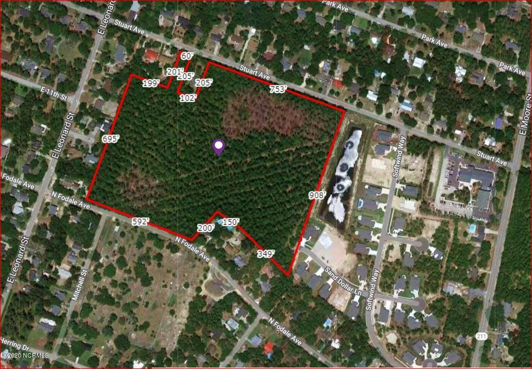 20.4 Acres Stuart Avenue Southport, NC 28461