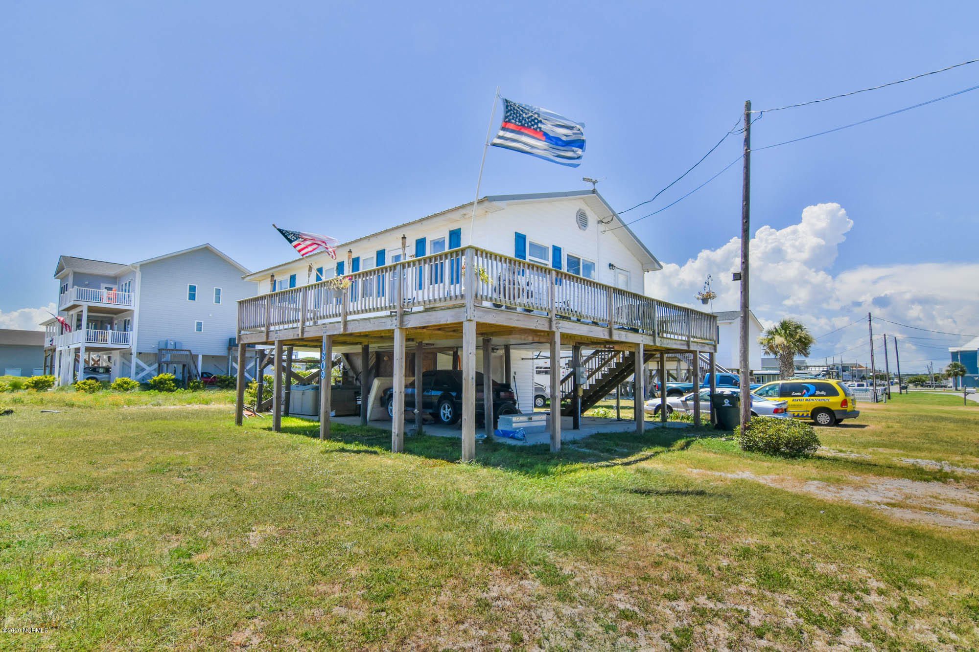 1809 New River Drive, Surf City, North Carolina 28445, 3 Bedrooms Bedrooms, ,1 BathroomBathrooms,Residential,For Sale,New River,100229169