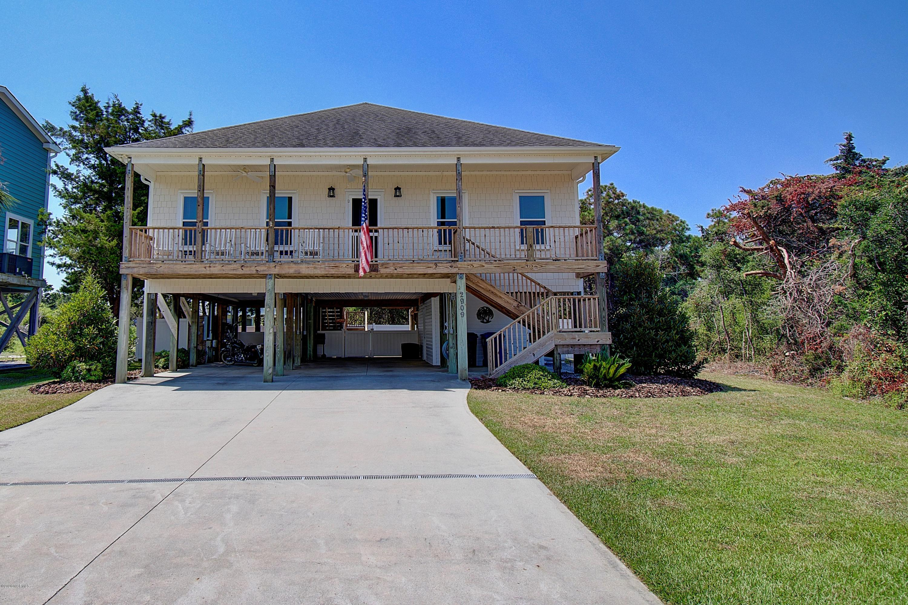 2909 Pelican Drive, Oak Island, North Carolina 28465, 3 Bedrooms Bedrooms, ,2 BathroomsBathrooms,Residential,For Sale,Pelican,100229814