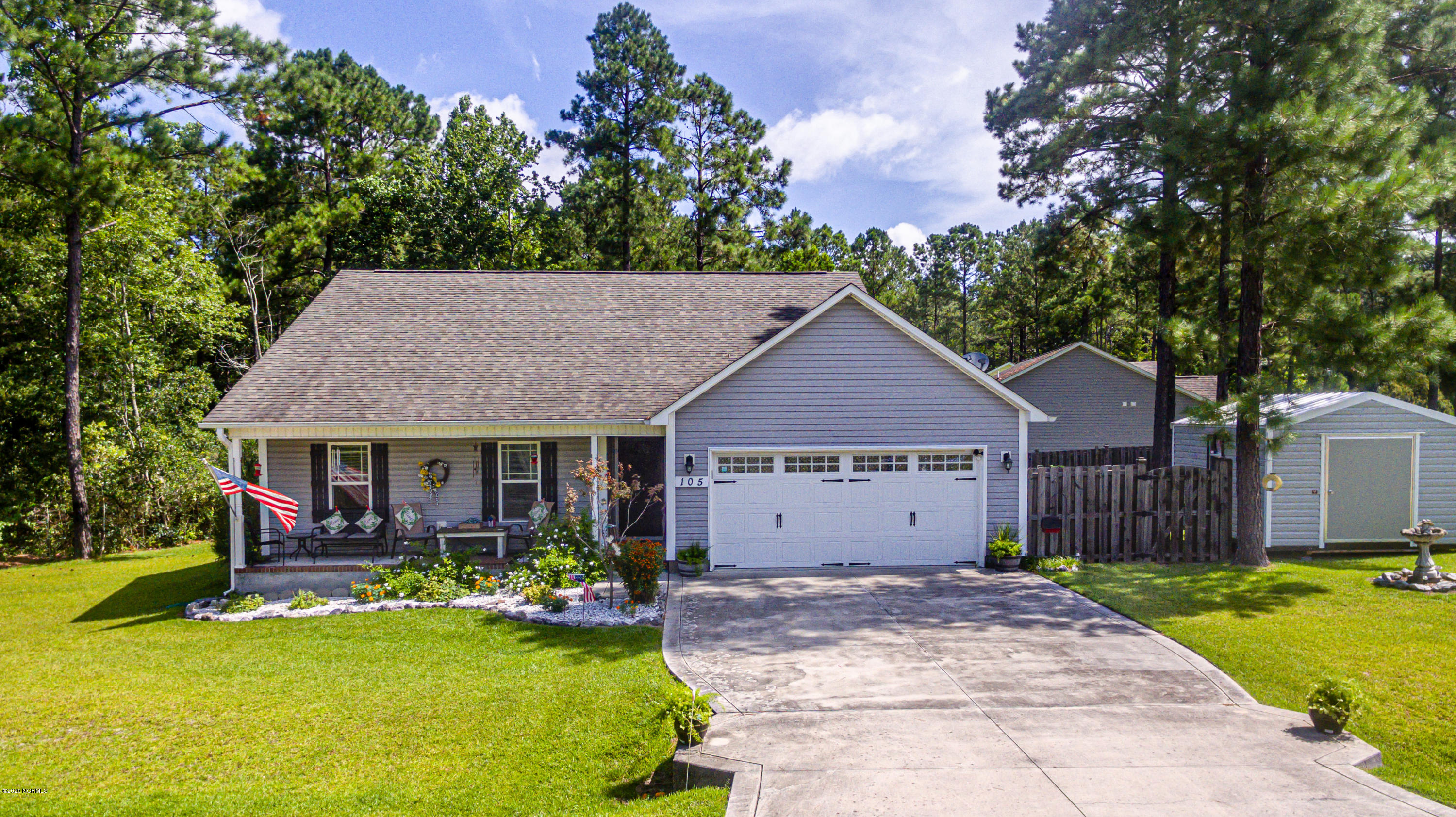105 Chandas Place, Maple Hill, North Carolina 28454, 3 Bedrooms Bedrooms, ,2 BathroomsBathrooms,Residential,For Sale,Chandas,100230002