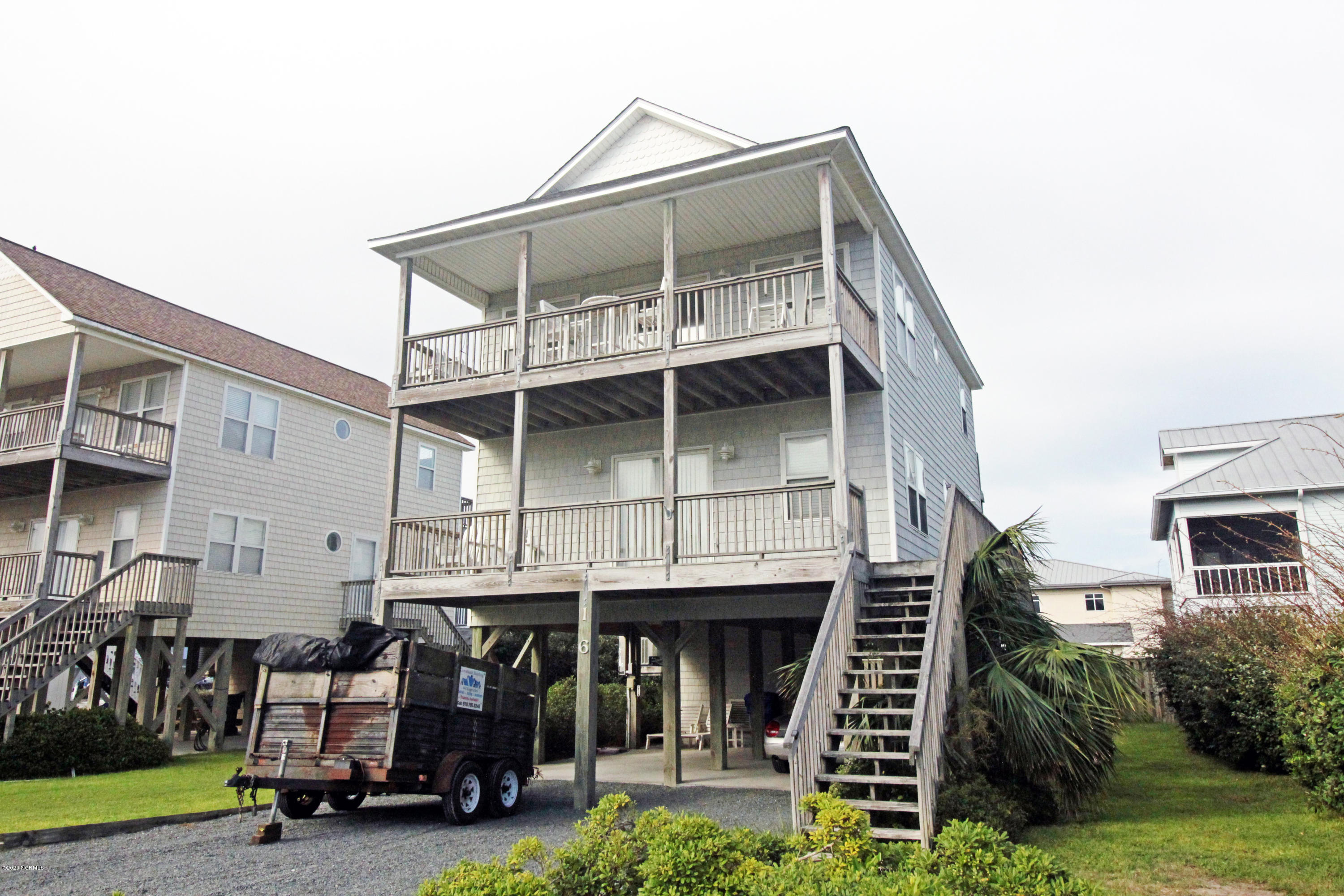 106 High Point Avenue, Surf City, North Carolina 28445, 4 Bedrooms Bedrooms, ,Residential,For Sale,High Point,100230484