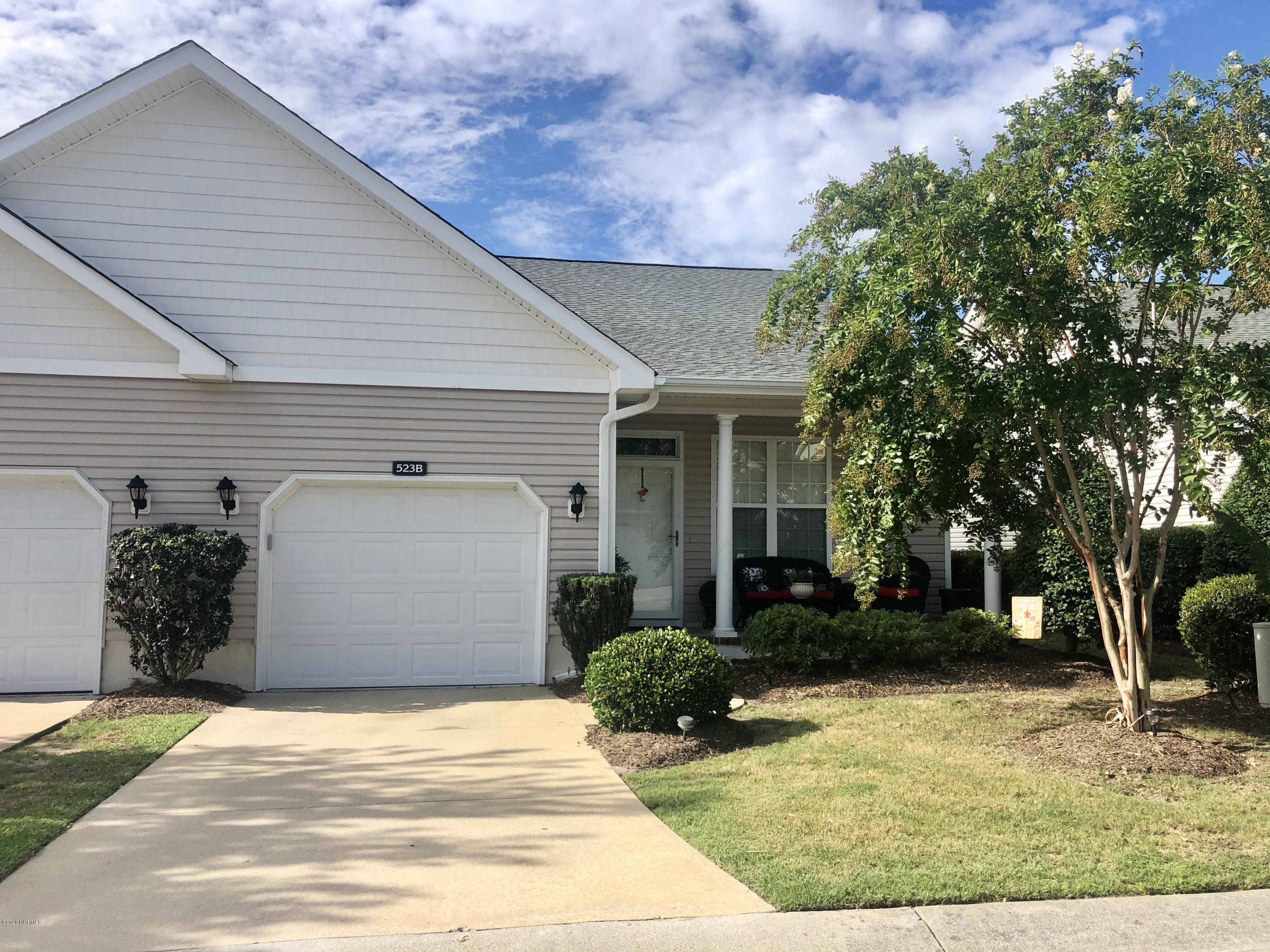 523 Village Green Drive, Morehead City, North Carolina 28557, 3 Bedrooms Bedrooms, ,2 BathroomsBathrooms,Residential,For Sale,Village Green,100231384