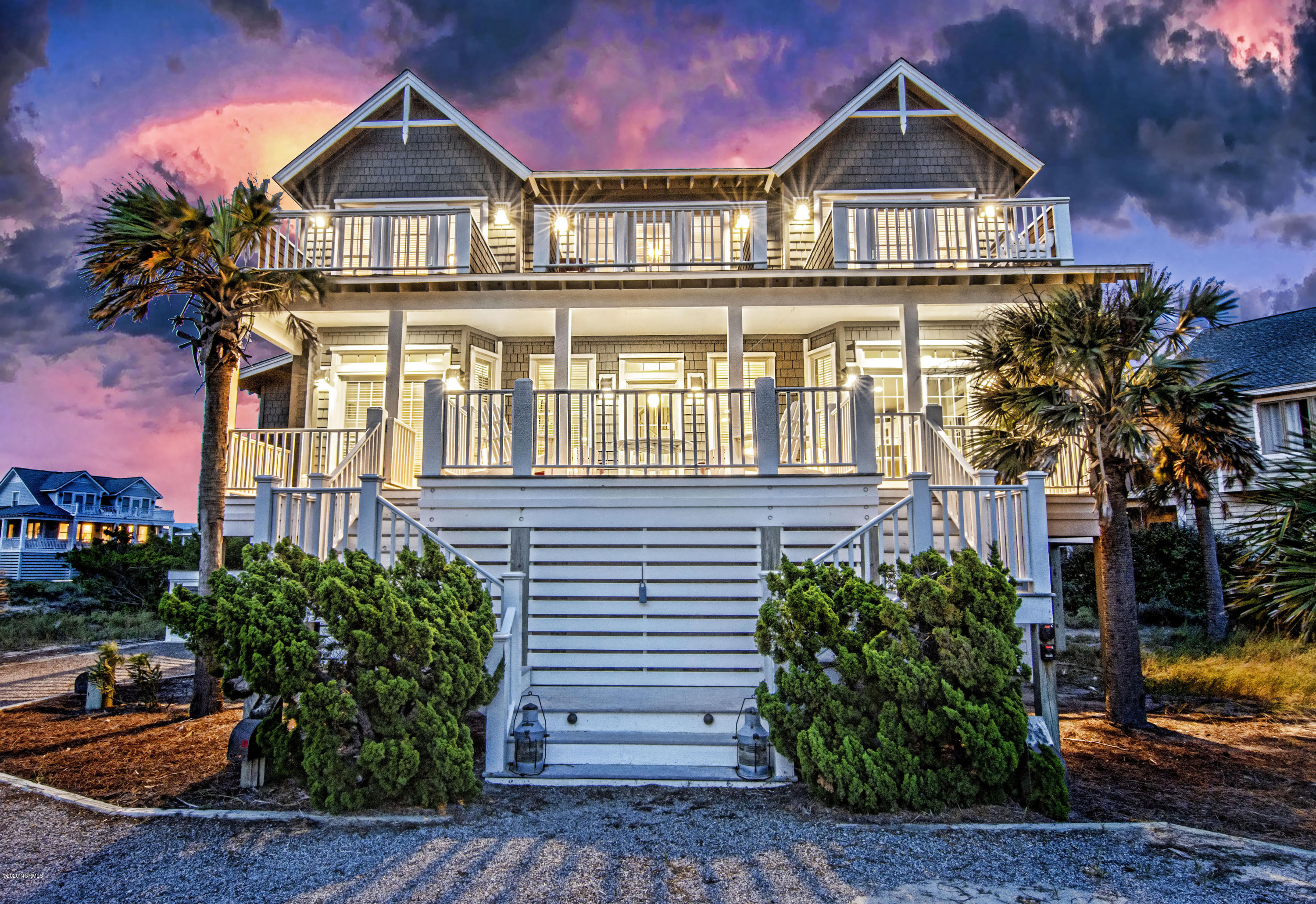 17 Starrush Trail Bald Head Island, NC 28461