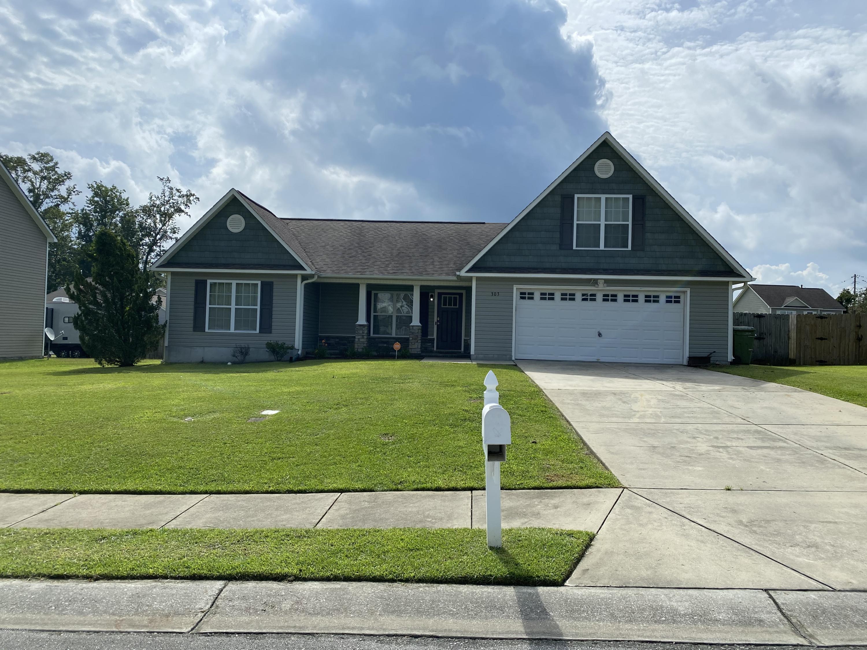 303 Dillard Lane, Richlands, North Carolina 28574, 3 Bedrooms Bedrooms, ,2 BathroomsBathrooms,Residential,For Sale,Dillard,100231802