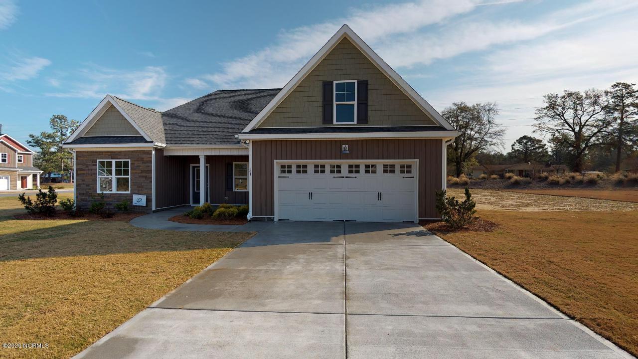 65 Darel Street, Rocky Point, North Carolina 28457, 4 Bedrooms Bedrooms, ,2 BathroomsBathrooms,Residential,For Sale,Darel,100232639