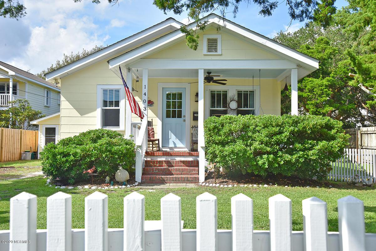 1403 Ann Street, Beaufort, North Carolina 28516, 2 Bedrooms Bedrooms, ,1 BathroomBathrooms,Residential,For Sale,Ann,100232843