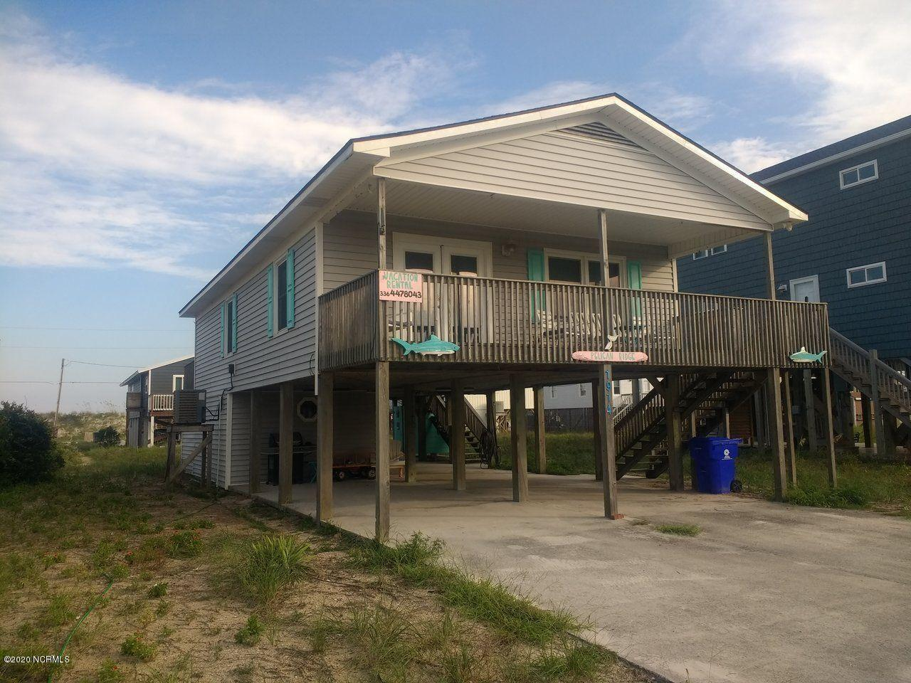 1914 New River Drive, Surf City, North Carolina 28445, 3 Bedrooms Bedrooms, ,2 BathroomsBathrooms,Residential,For Sale,New River,100233107