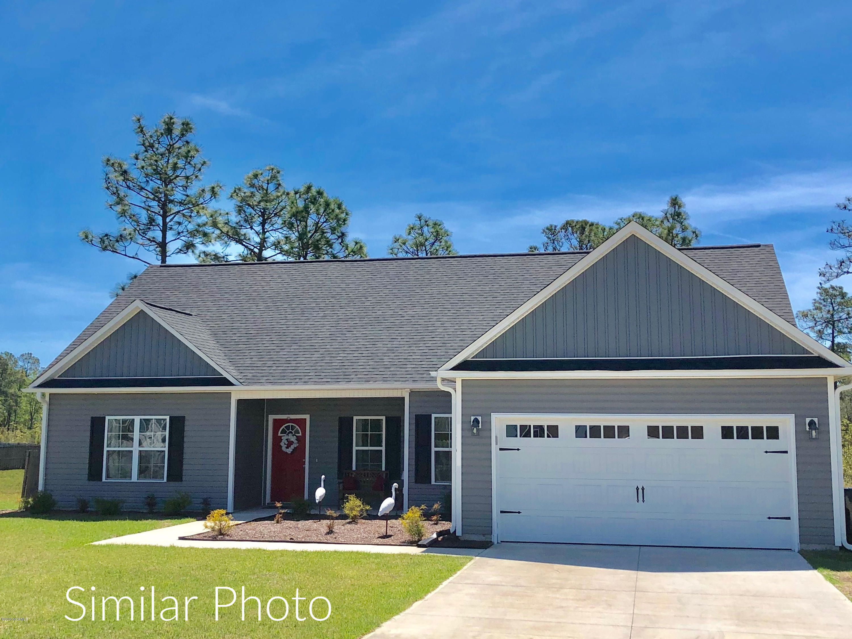 441 Elgin Road, Hubert, North Carolina 28539, 3 Bedrooms Bedrooms, ,2 BathroomsBathrooms,Residential,For Sale,Elgin,100233523