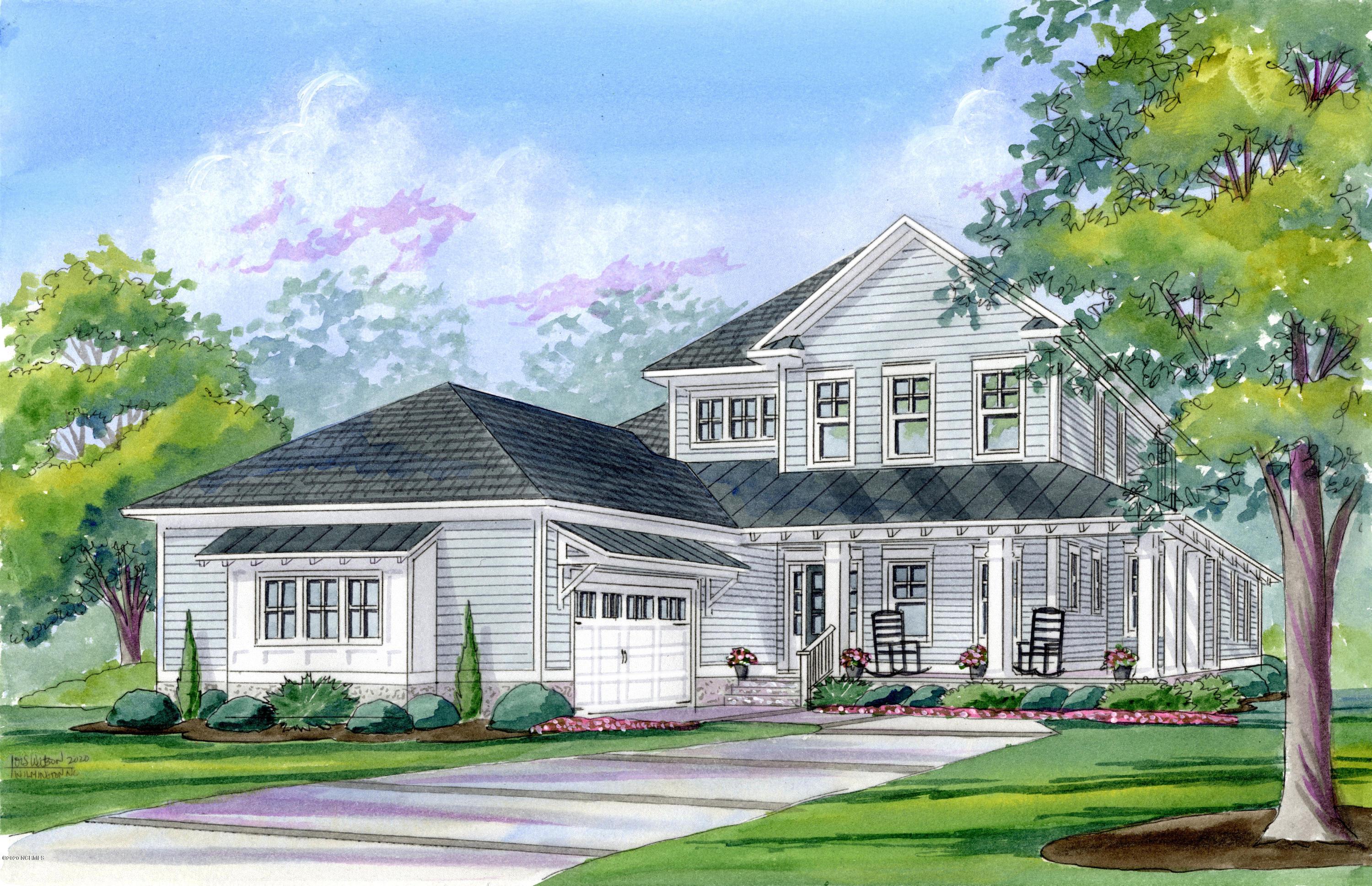 1244 Arboretum Drive Wilmington, NC 28405