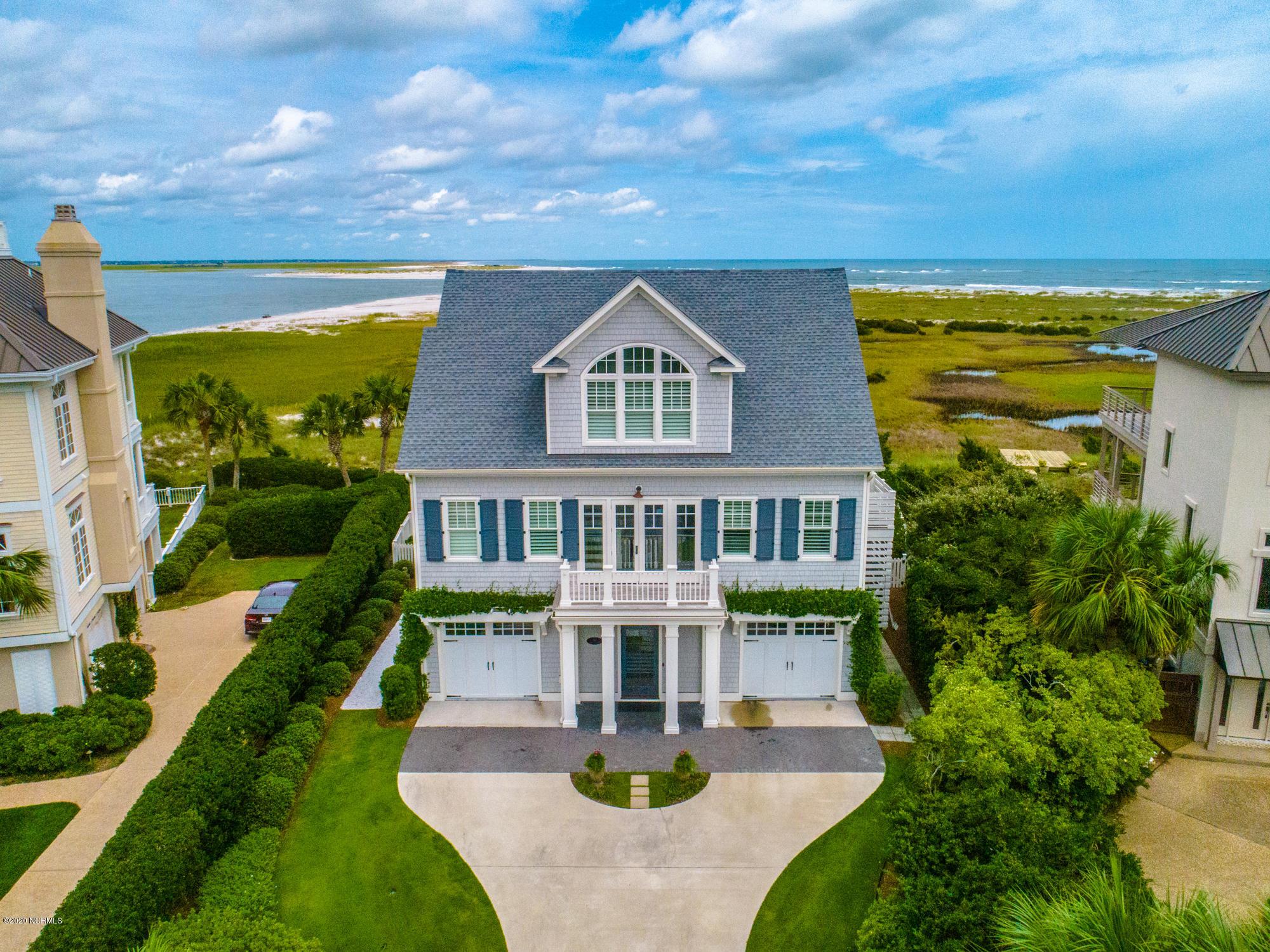 536 Beach Road, Wilmington, North Carolina 28411, 4 Bedrooms Bedrooms, ,4 BathroomsBathrooms,Residential,For Sale,Beach,100233745